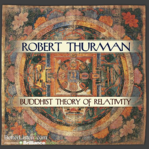 『Buddhist Theory of Relativity』のカバーアート