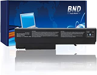 BND Laptop Battery for HP Compaq 6910p 6510b 6710b NC6400 NC6220 6715s NC6120 NX6110-12 Months Warranty[6-Cell 4400mAh/48Wh]