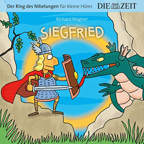 Siegfried audiobook cover art
