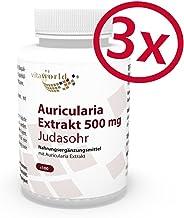 3er Pack Vita World Auricularia Extrakt 500mg 3 x 100 Vegi K