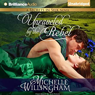 Unraveled by the Rebel audiobook cover art