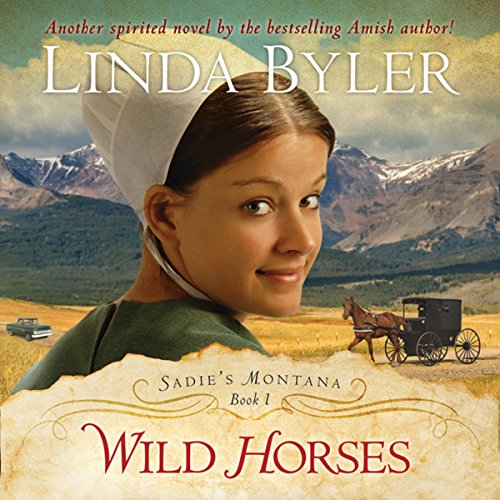 Wild Horses audiobook cover art