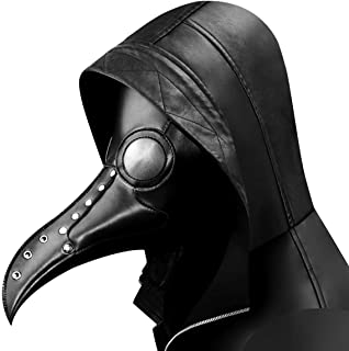 Explosive Steampunk, Plague Beak Mask, Role Playing, Halloween Mask, Long Nose Mask,Doctor Mask