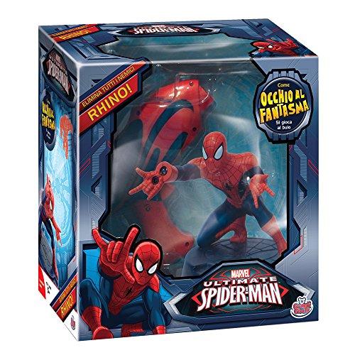 Grandi Giochi Occhio al Fantasma Spider-Man, Multicolore, GG01304