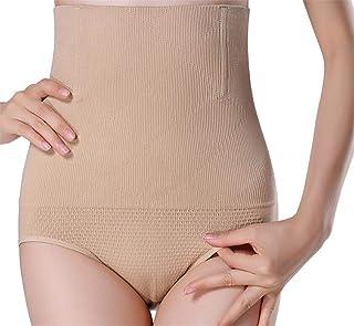 Women's Hi-Waist Body Shaper Butt Lifter Shapewear Control Panties Seamless Shaping Pants Underwear Waist Trainer Tummy Control Shorts (skin color, XXXL)