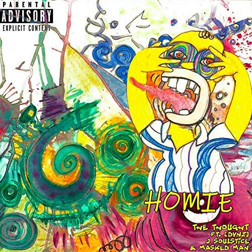 Homie (feat. dvn.t, J Soulstice & masked man) [Explicit]
