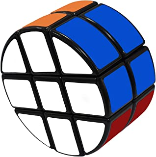 HJXDtech Nuevo Juguete Educativo Baffle Puzzle 5 Capas Gire el Cilindro Rompecabezas Rompecabezas