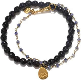 Best purple quartz bracelet Reviews