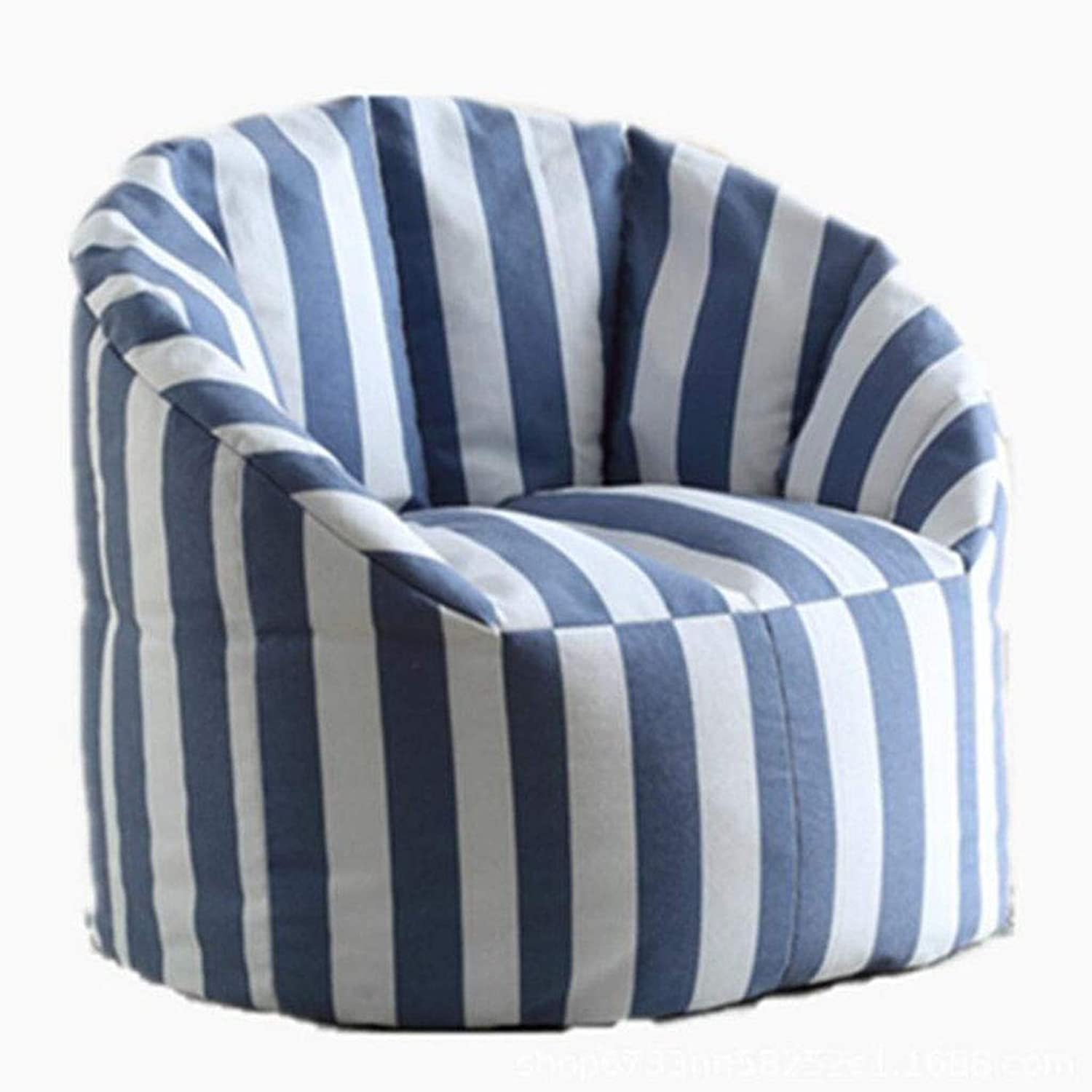 Lazy Couch Bean Bag Creative Striped Bedroom Living Room Bay Window Balcony Small Apartment EPP Tatami