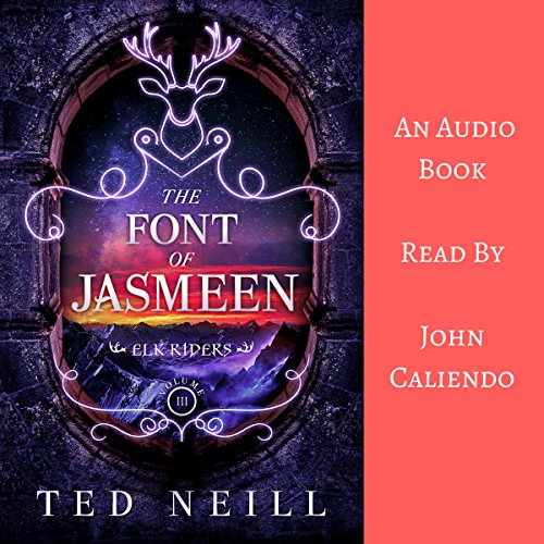 The Font of Jasmeen cover art
