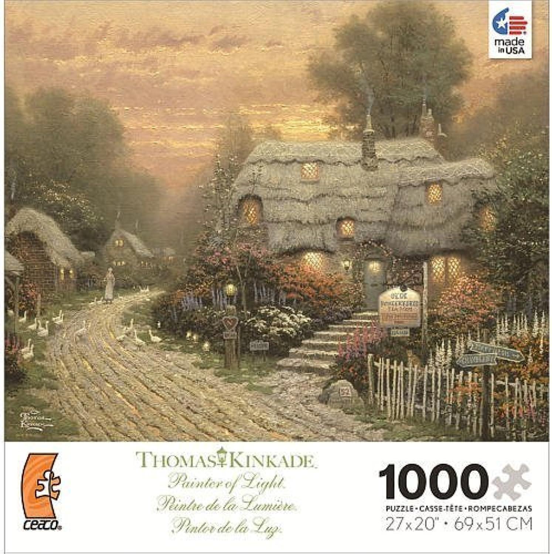 las mejores marcas venden barato Olde Porterfield Porterfield Porterfield Tea Room by Thomas Kinkade  alta calidad