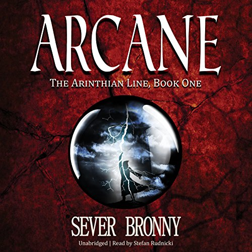 Arcane cover art