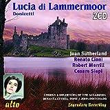 Donizetti : Lucia di Lammermoor. Sutherland