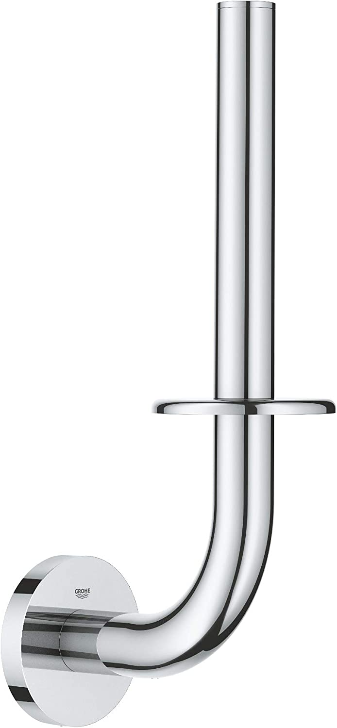 Grohe Essentials Spare Max 83% OFF Toilet Max 57% OFF Holder Paper