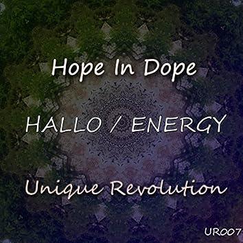 Hallo / Energy