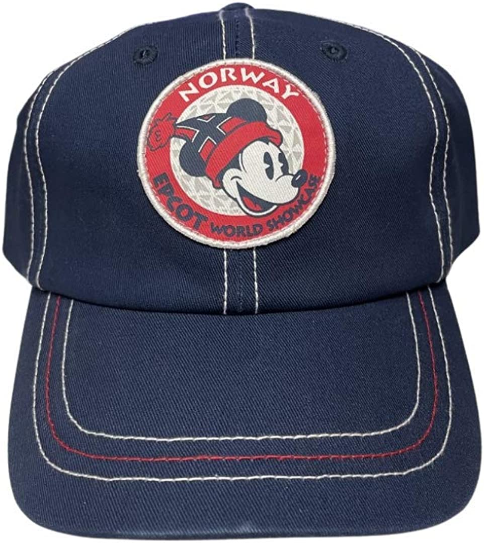 Max 67% OFF Disney Parks Louisville-Jefferson County Mall Epcot World Showcase Ca Noway Baseball Mouse Mickey