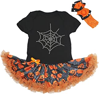 Petitebella Baby Girls' Romer Bodysuit