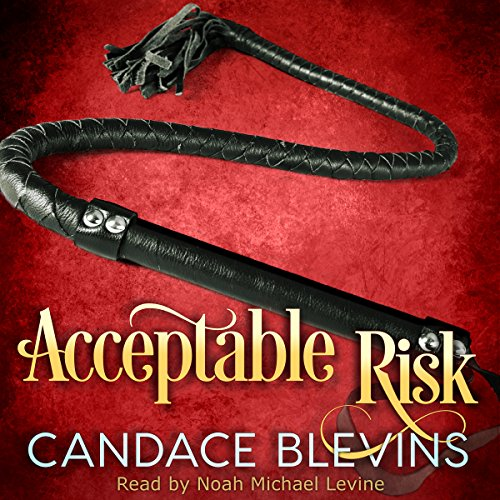 Acceptable Risk audiobook cover art