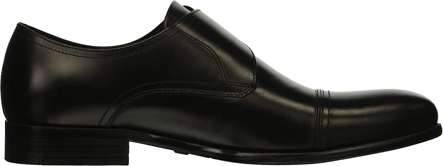 Kenneth Cole New York Mens Capital Monk-Strap Loafer