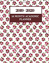 2019-2020 18 Month Academic Planner: Simple Easy To Use July 2019 to December 2020 Academic Daily Weekly Monthly and Year Calendar Planner Organizer ... with over 180 pages. (Academic Organizer)