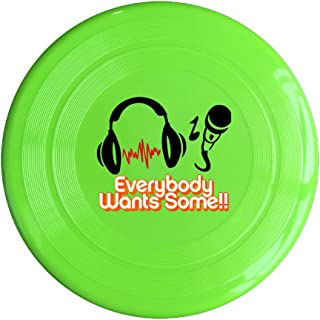 AOLM Everyboday Wantsome Outdoor Game Frisbee Game Room Yellow