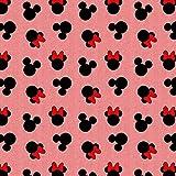 Spring's Creative Jersey-Stoff – Köpfe von Mickey &