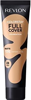 Revlon ColorStay Full Cover Foundation, Natural Ochre, 1.0 Fluid Ounce