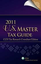 U.S. Master Tax Guide--Special TRC Edition (2011)