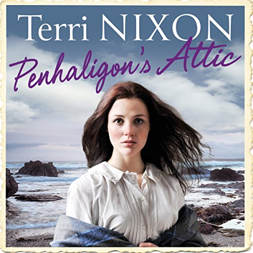 Penhaligon's Attic audiobook cover art