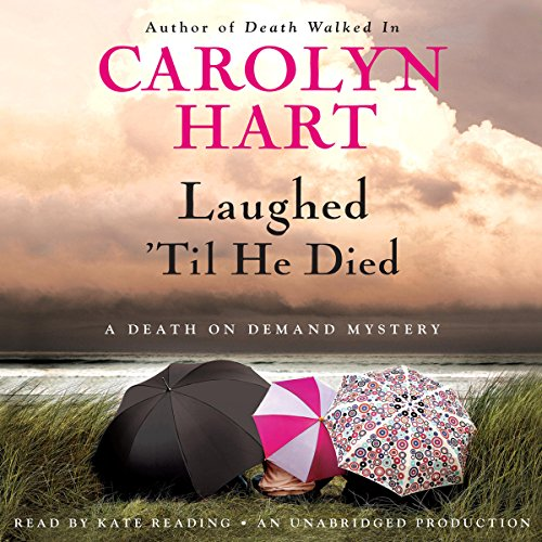 Laughed 'Til He Died audiobook cover art