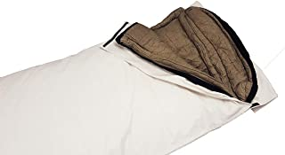 Montana Canvas Outfitter Bedroll, Canvas Cowboy Bedroll, Canvas Sleeping Bag Cover, 15oz Untreated Water Resistant Sleeping Bag Cover
