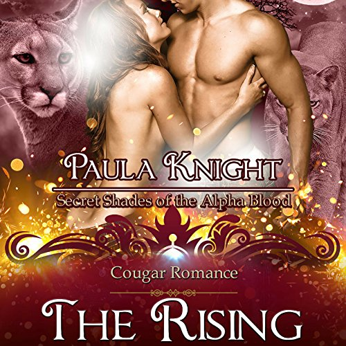 Cougar Romance:The Rising audiobook cover art