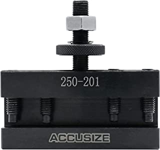 Accusize Industrial Tools Bxa Turning and Facing Holder, Working with 5/8 inch Turning..