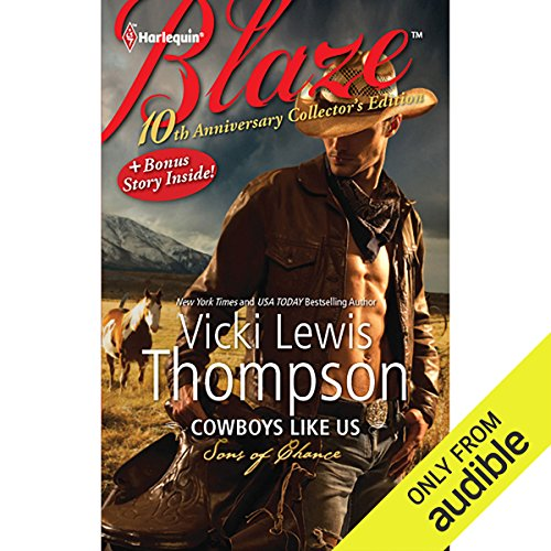 Cowboys Like Us audiobook cover art