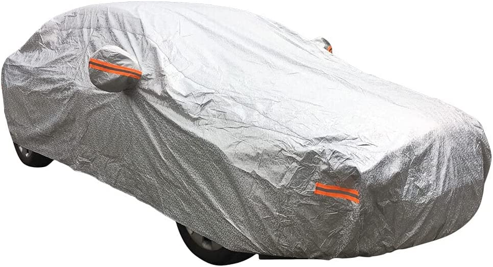 JSZHBC Full Car Fort Worth Mall Cover Outdoor Recommendation Waterproof Rain Sun Snow Anti- Ice