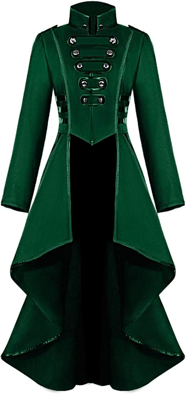 Rattlebush Gothic Tailcoat Halloween Women Regular Inexpensive store for Costumes Medieva