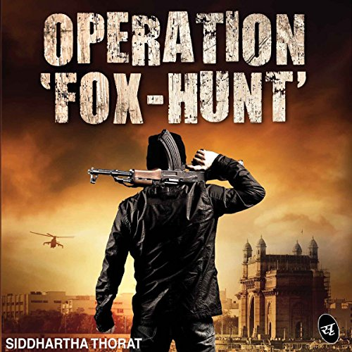 Operation 'Fox-Hunt' audiobook cover art