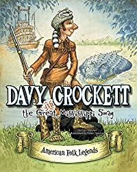 davy crockett tall tale