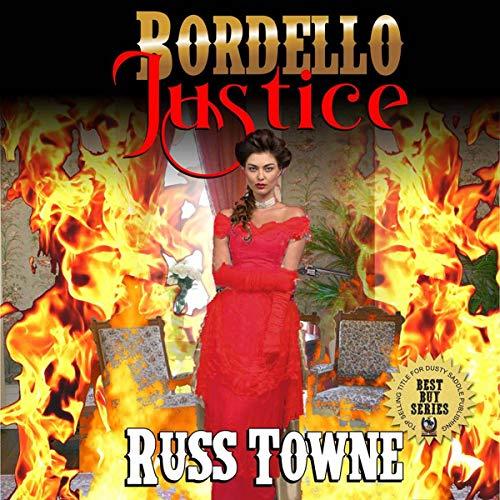 Bordello Justice audiobook cover art