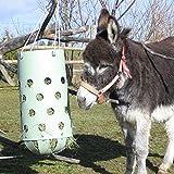 HeuToy Mini (für Esel, Ziege, Schafe, kleine Ponys) (Bausatz), statt Heuraufe