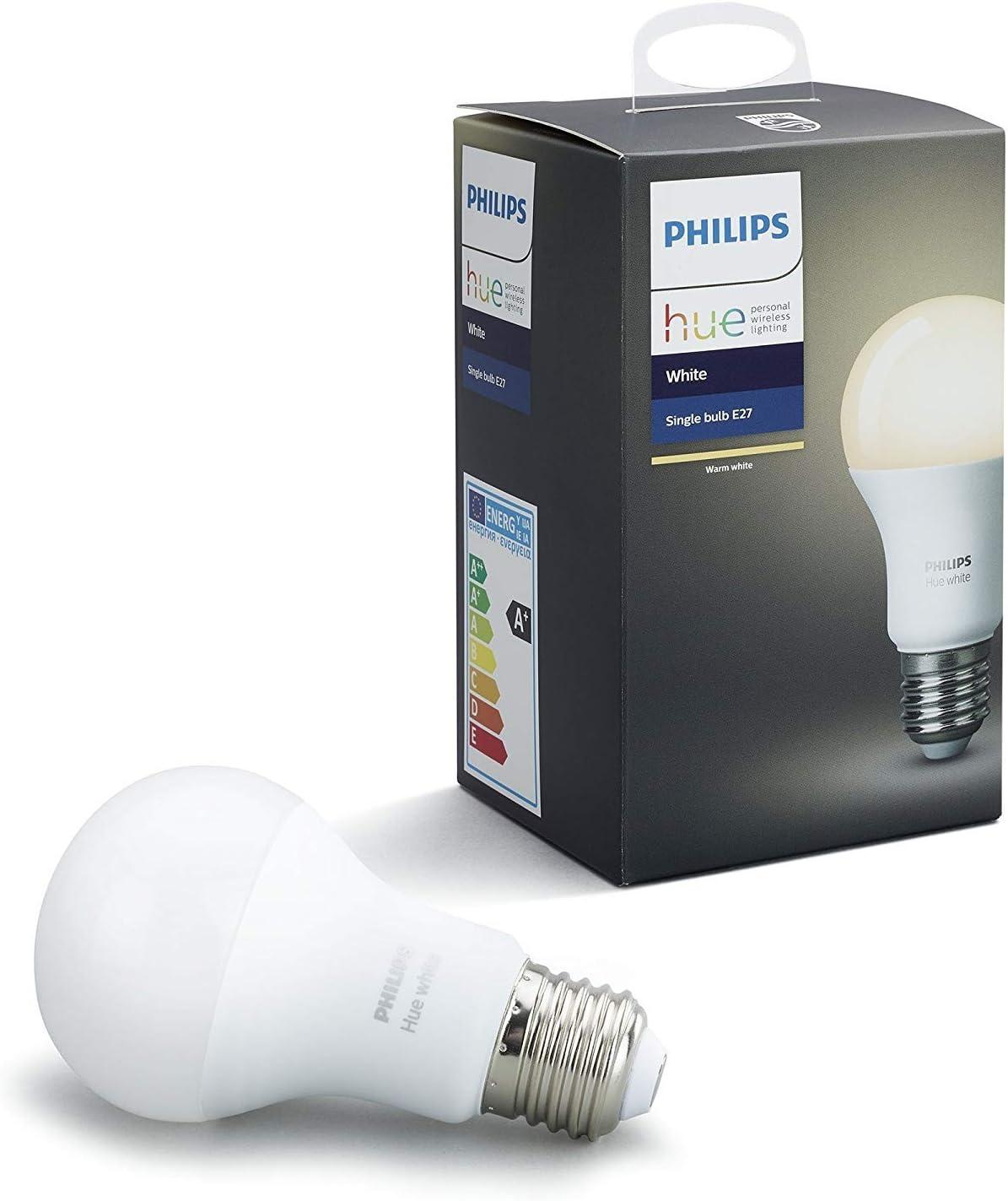 Bombillas LED Inteligentes Philips Hue White