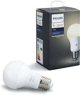 Gl/ückluz Bombilla Inteligente Focos WiFi Bombilla Inteligentes RGBW Foco LED 60W equivalente Lampara Inteligente 7W Smart Light Bulb Control Smartphone APP  Alexa y Google Home