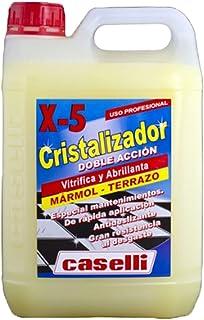 Caselli Cristalizador Máquina Doble Acción, vitrifica y
