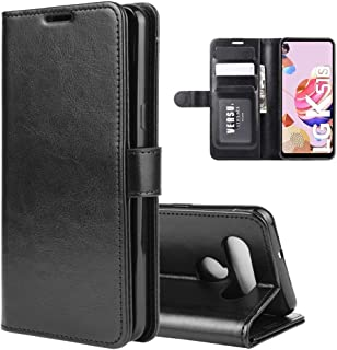 Mobile phone case For LG K41S / K51S R64 Texture Single Horizontal Flip Protective Case with Holder & Card Slots & Wallet&...