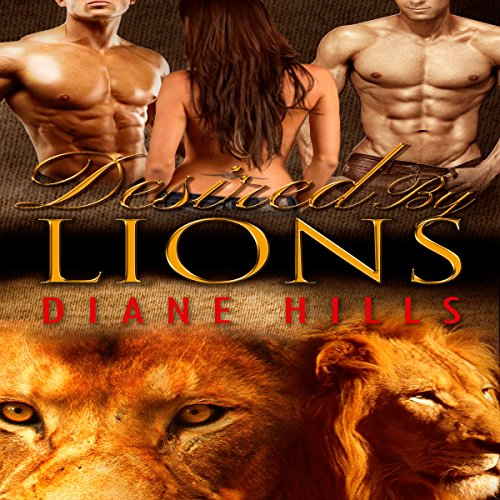 Desired by Lions audiobook cover art