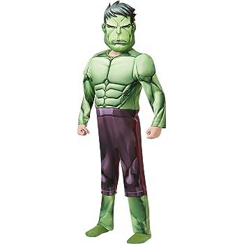 Rubies Marvel - I-888911m - Disfraces clásicos para niños - Hulk ...
