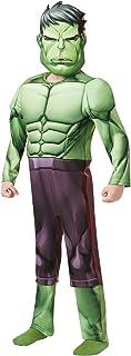 Rubies Marvel Avengers Hulk Deluxe - Disfraz infantil, Color no, medium (640839M)