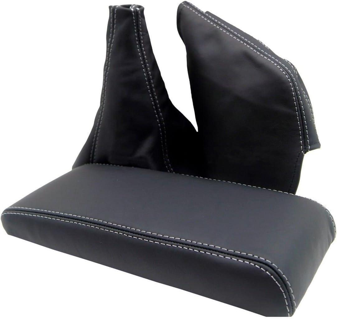 Autoguru Console Armrest Cover E-Brake Shift Manual High Milwaukee Mall order Boot