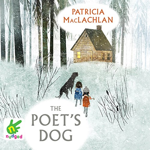 The Poet's Dog audiobook cover art