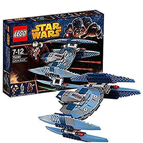 LEGO STAR WARS - Vulture Droid, Juego de construcción (75041)